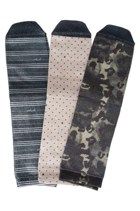YAYA 3- pack socks