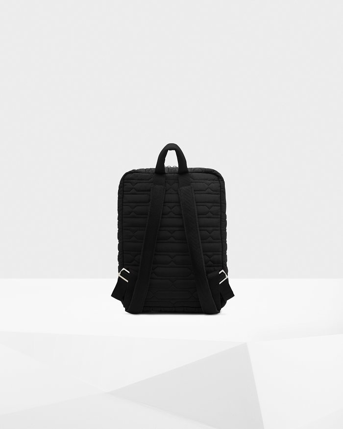 HUNTER RIFINED QUILTED  BACKPACK