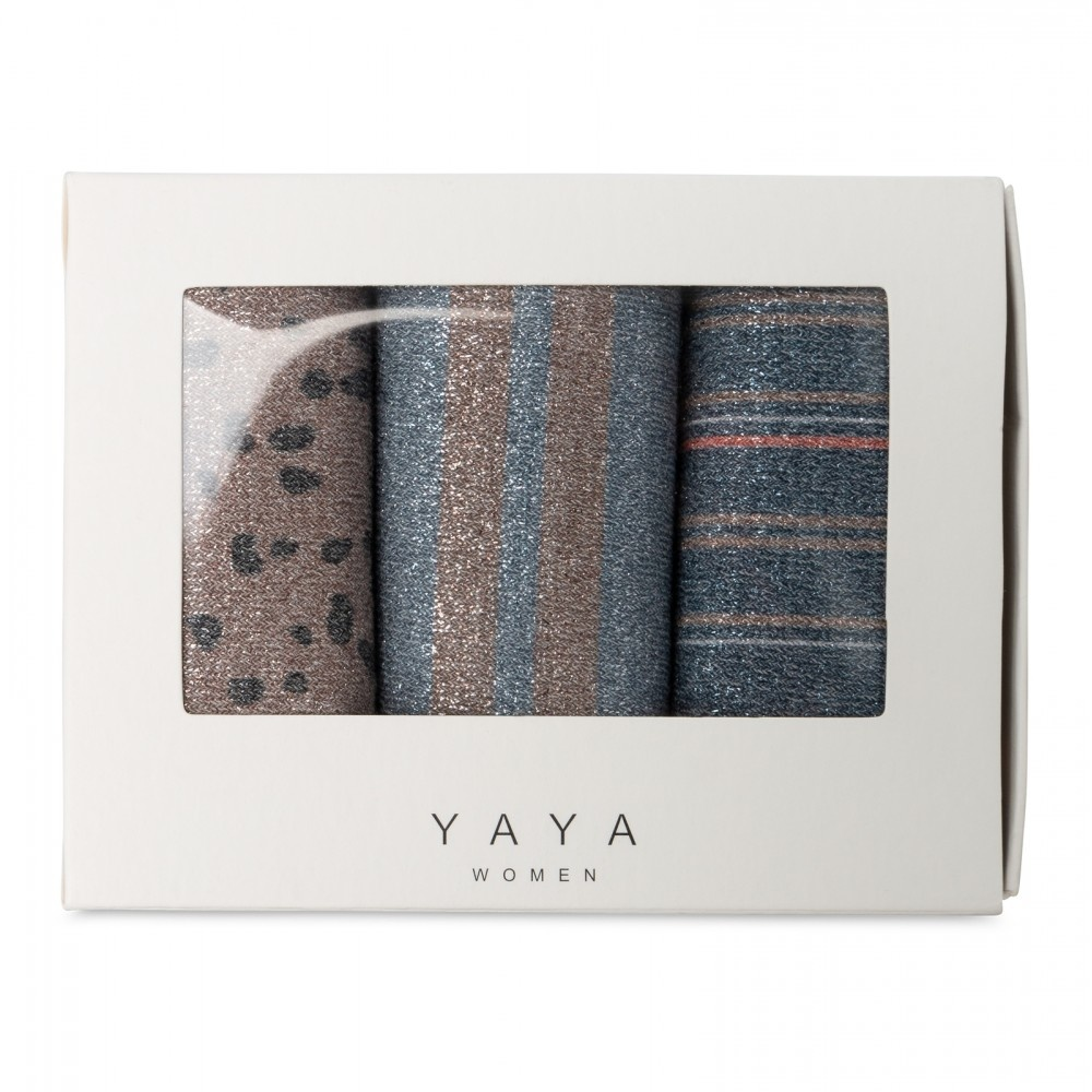 YAYA 3-pack-socks 139918
