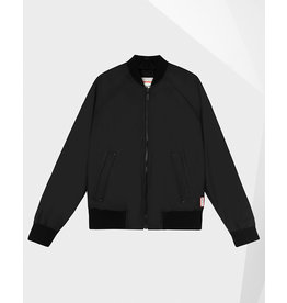 HUNTER RUBBERISED BOMBER JACKET