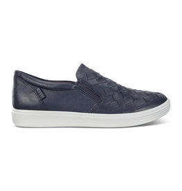 ECCO SOFT 7 WOVEN SLIP ON