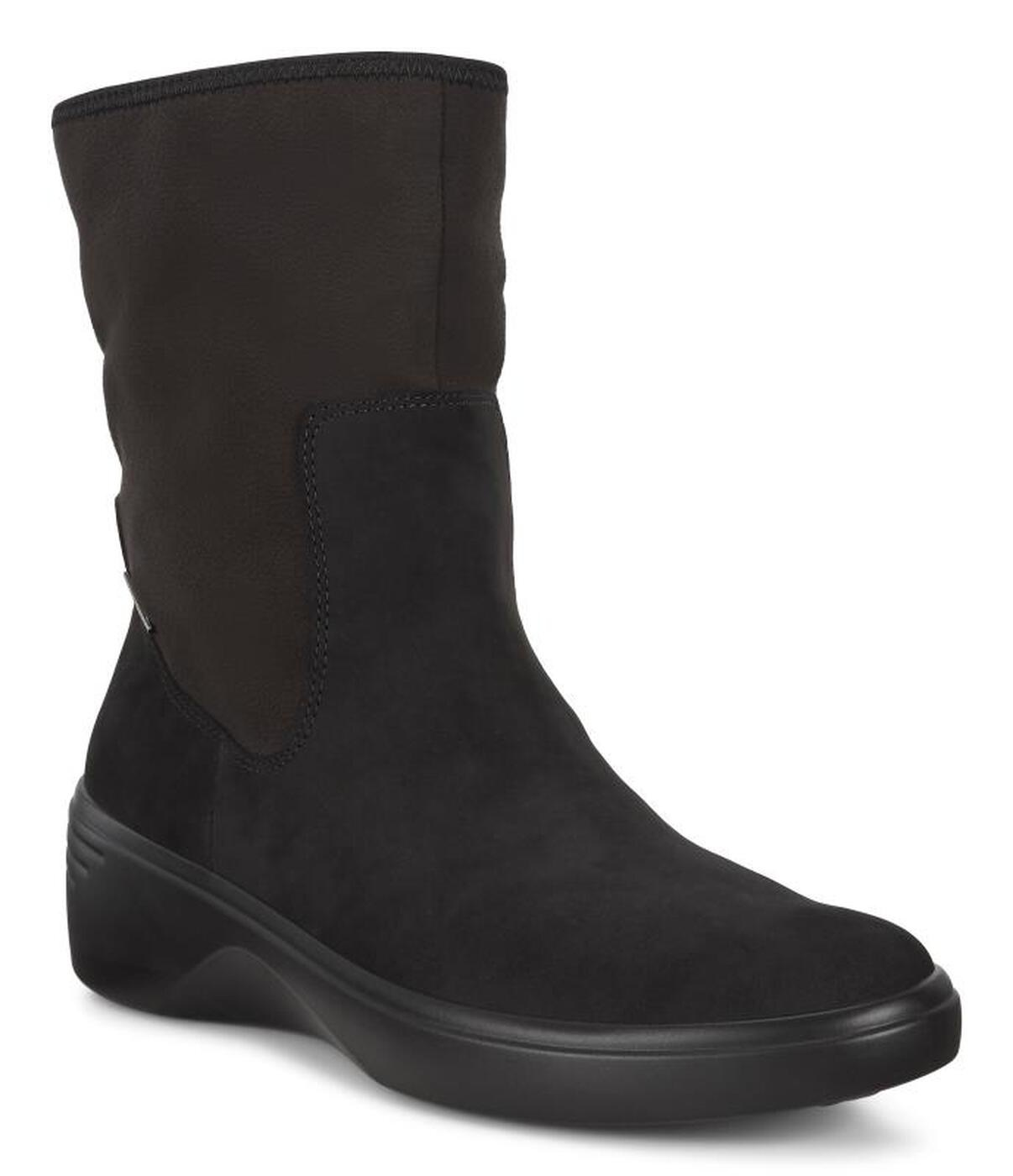 ECCO SOFT 7 WEDGE W MID BOOT