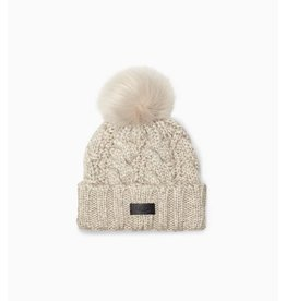 UGG KNIT CABLE BEANIE