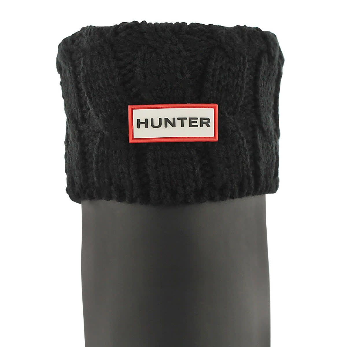 HUNTER 6 STCH CABLE SOCKS SHORT