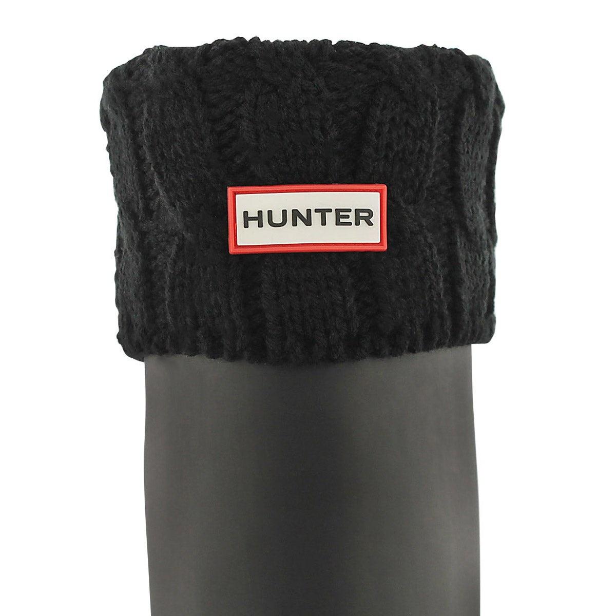HUNTER 6 STICH CABLE SOCKS TALL