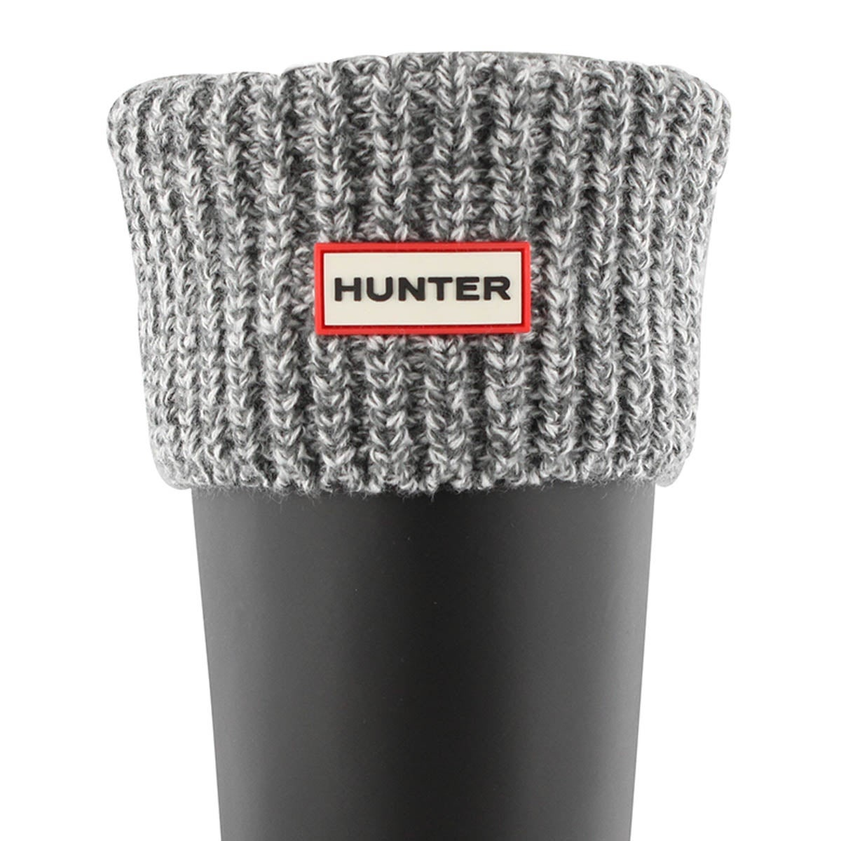HUNTER HALF CARDIGAN BOOT SOCK