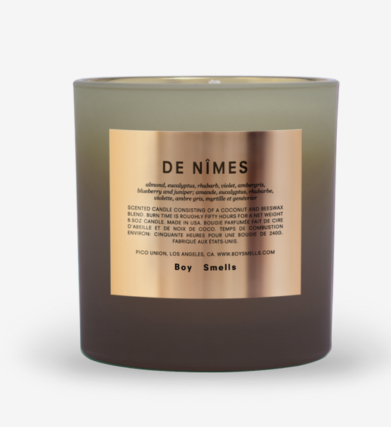 BOY SMELLS DE NIMES