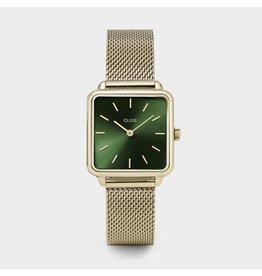 CLUSE Tétragone Gold/Green