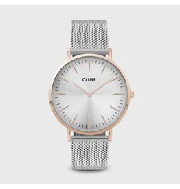 CLUSE Boho Chic Rose Gold/Silver