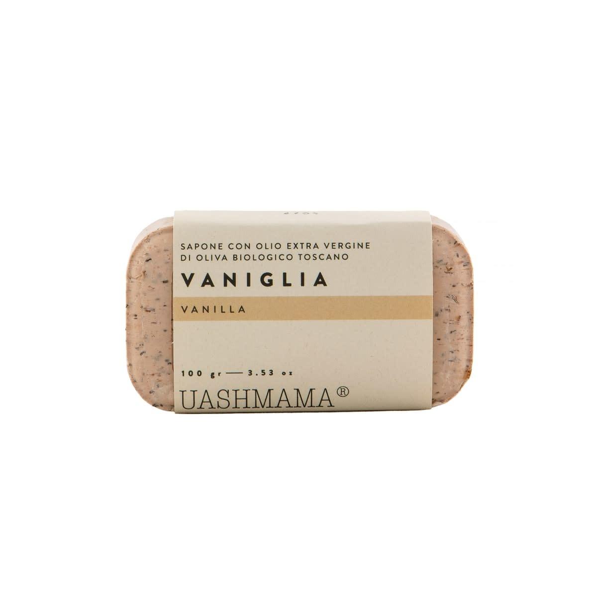 UASHMAMA SOAP VANIGLIA