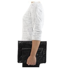 UASHMAMA Maru clutch metallic