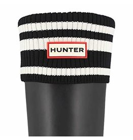 HUNTER Org. Tall stripe socks