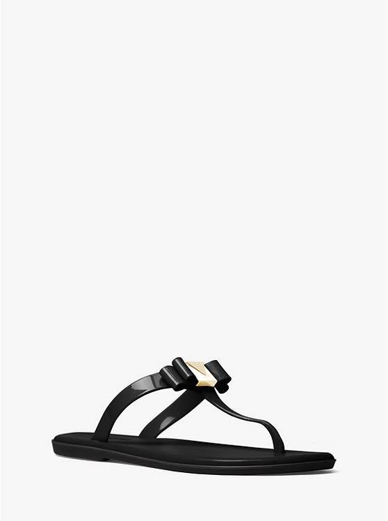 MICHAEL KORS CAROLINE JELLY THONG
