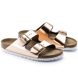 BIRKENSTOCK Arizona soft metallic