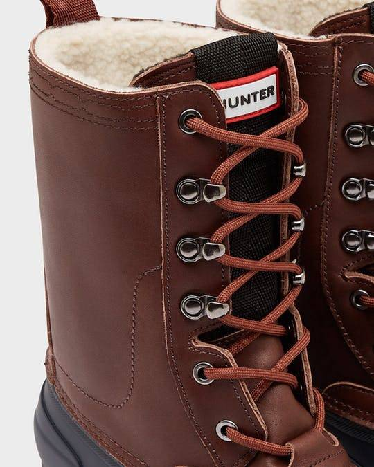 HUNTER ORIGINAL  INSULATED DUCK BOOT