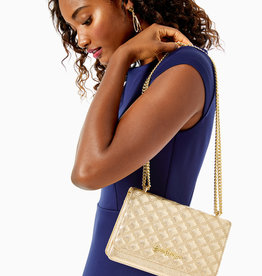 Lilly Pulitzer Quilted Kat Crossbody