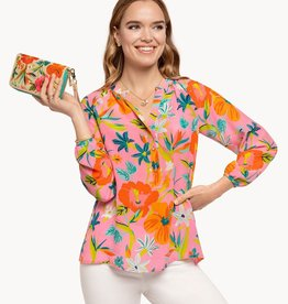 Spartina 449 Cora Silk Blouse