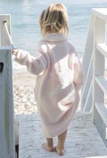 Barefoot Dreams Cozy Chic Kids ZipUp Starfish Robe