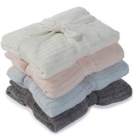 Barefoot Dreams Cozy Chic Utra Lite Ribbed Blanket