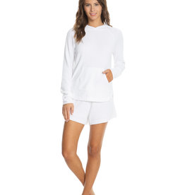 Barefoot Dreams Cozy Chic Ultra Lite Pullover Hoodie