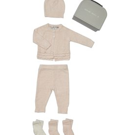 Barefoot Dreams Cozy Chic New Born Set