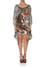 Camilla Scoop Back Hem Dress