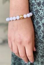 Hazen & Co. Brooke Bracelet Aquamarine