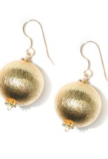 Hazen & Co. Dee Earring Single Gold