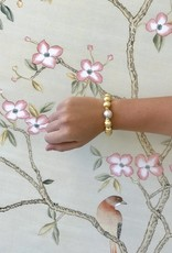 Hazen & Co. Madison Bracelet Rose Pearl