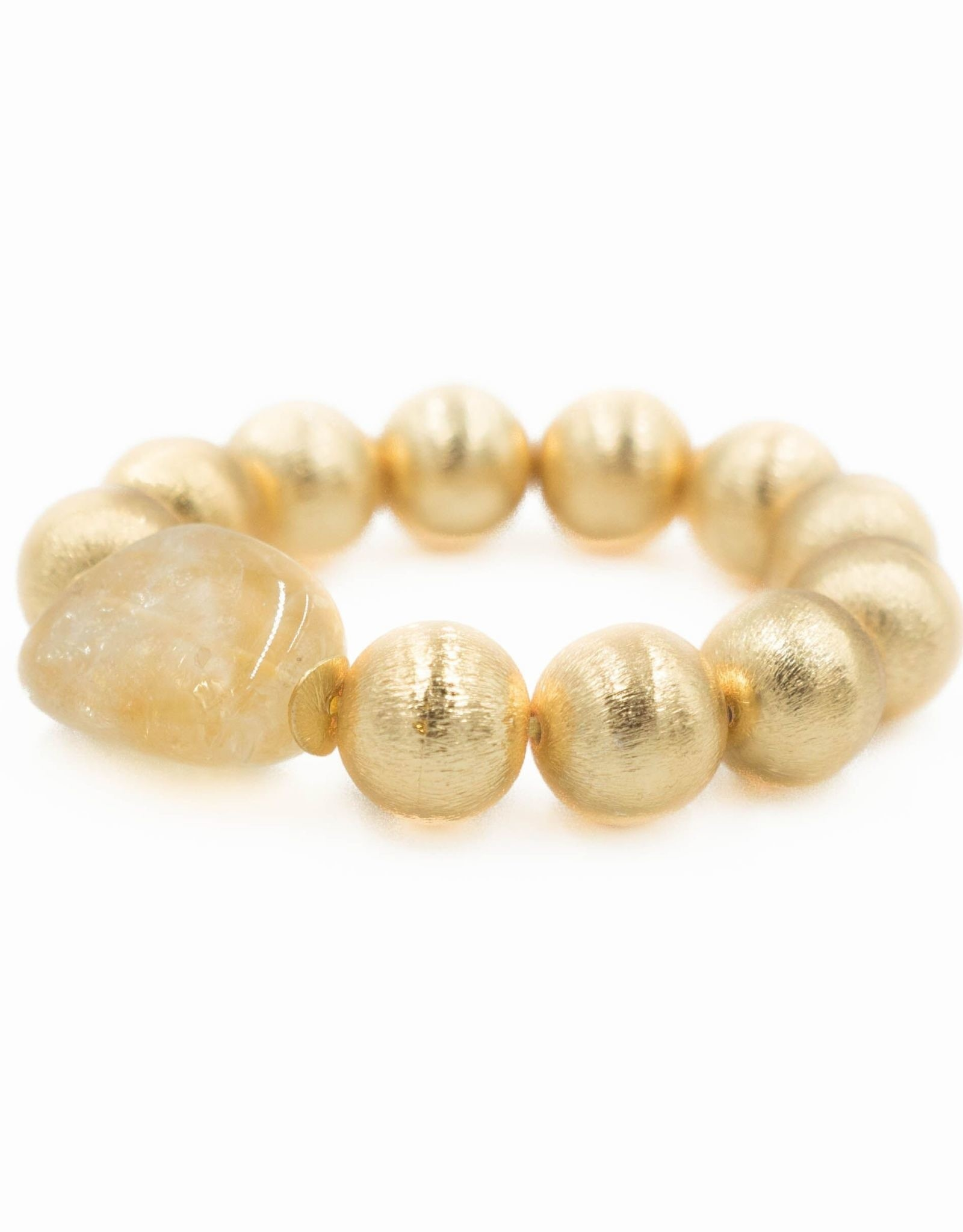 Hazen & Co. Margot Bracelet Citrine