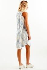 Finley Eyelash Fringe Swing Dress