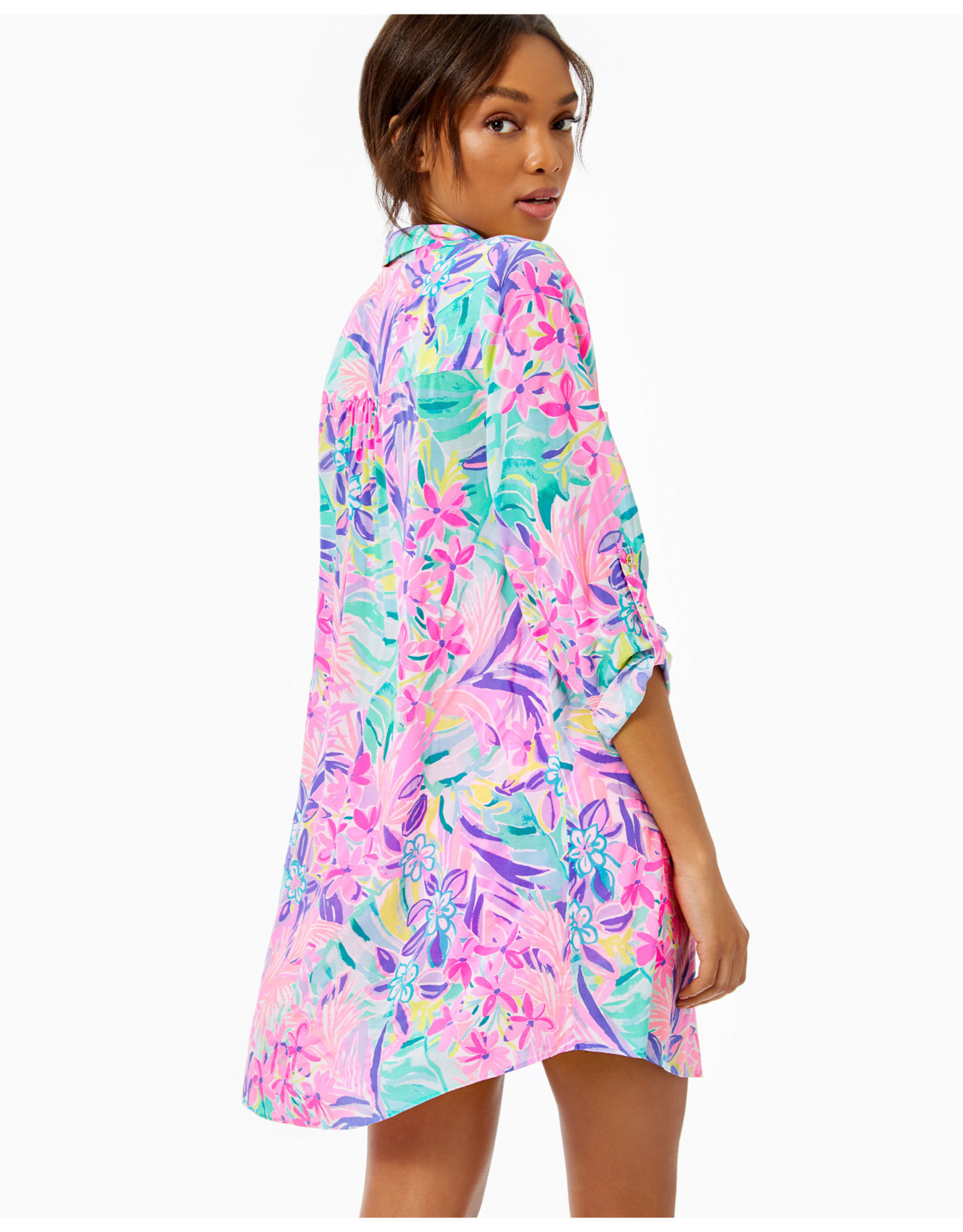 Lilly Pulitzer Natalie Coverup
