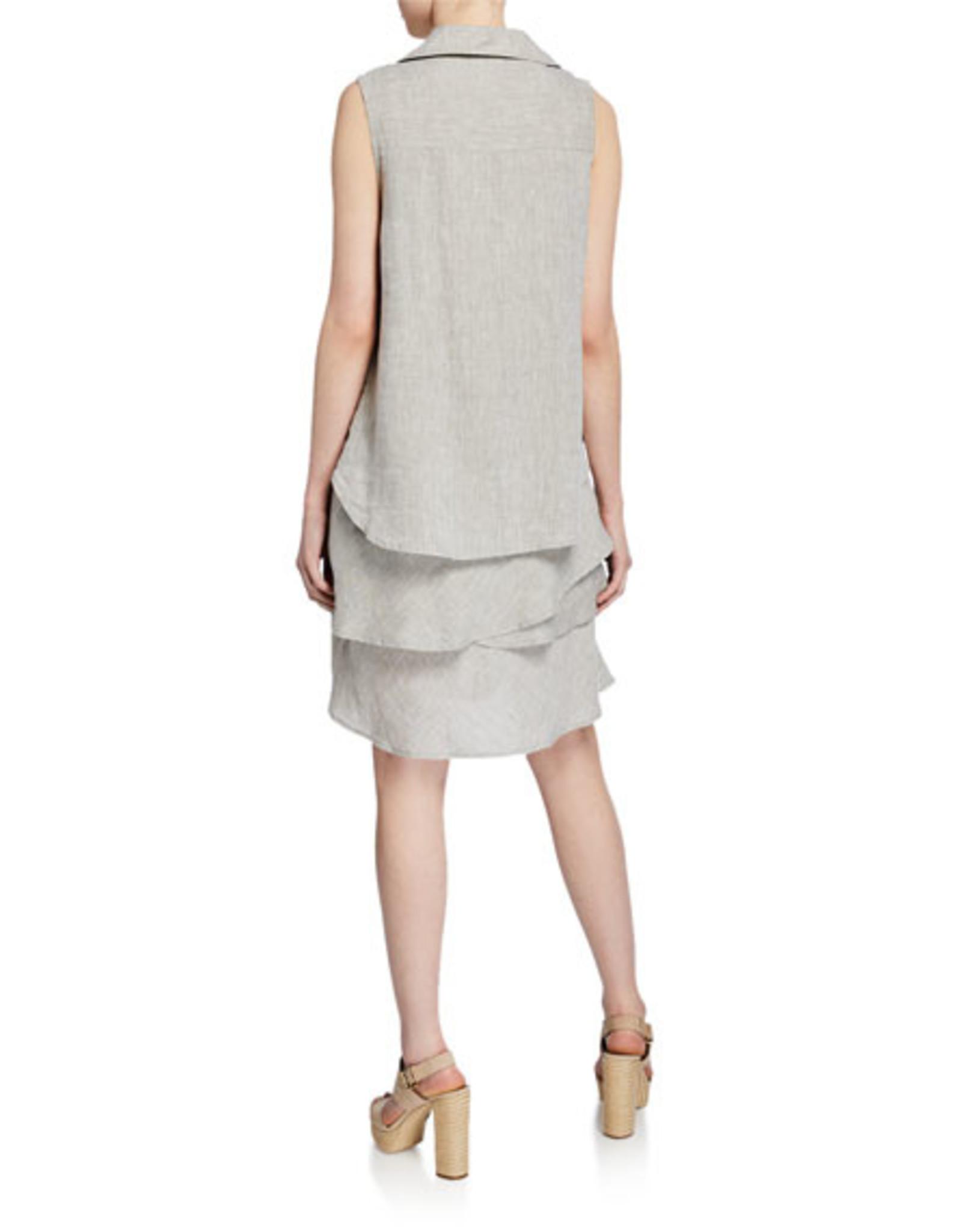 Finley Jasmine Linen Dress