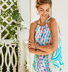 Lilly Pulitzer Julien Halter Top