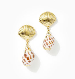 Lilly Pulitzer Shell Search Earrings