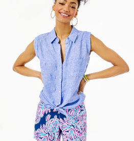 Lilly Pulitzer Breelyn Button Shirt
