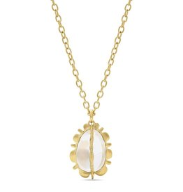 Capucine de Wulf Bliss Pendant Necklace