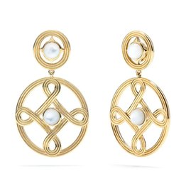 Capucine de Wulf Monique Double Drop Earring
