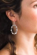 Capucine de Wulf Boho Ruffle Earring