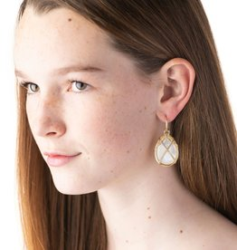 Capucine de Wulf Earth Goddess Drop Earring