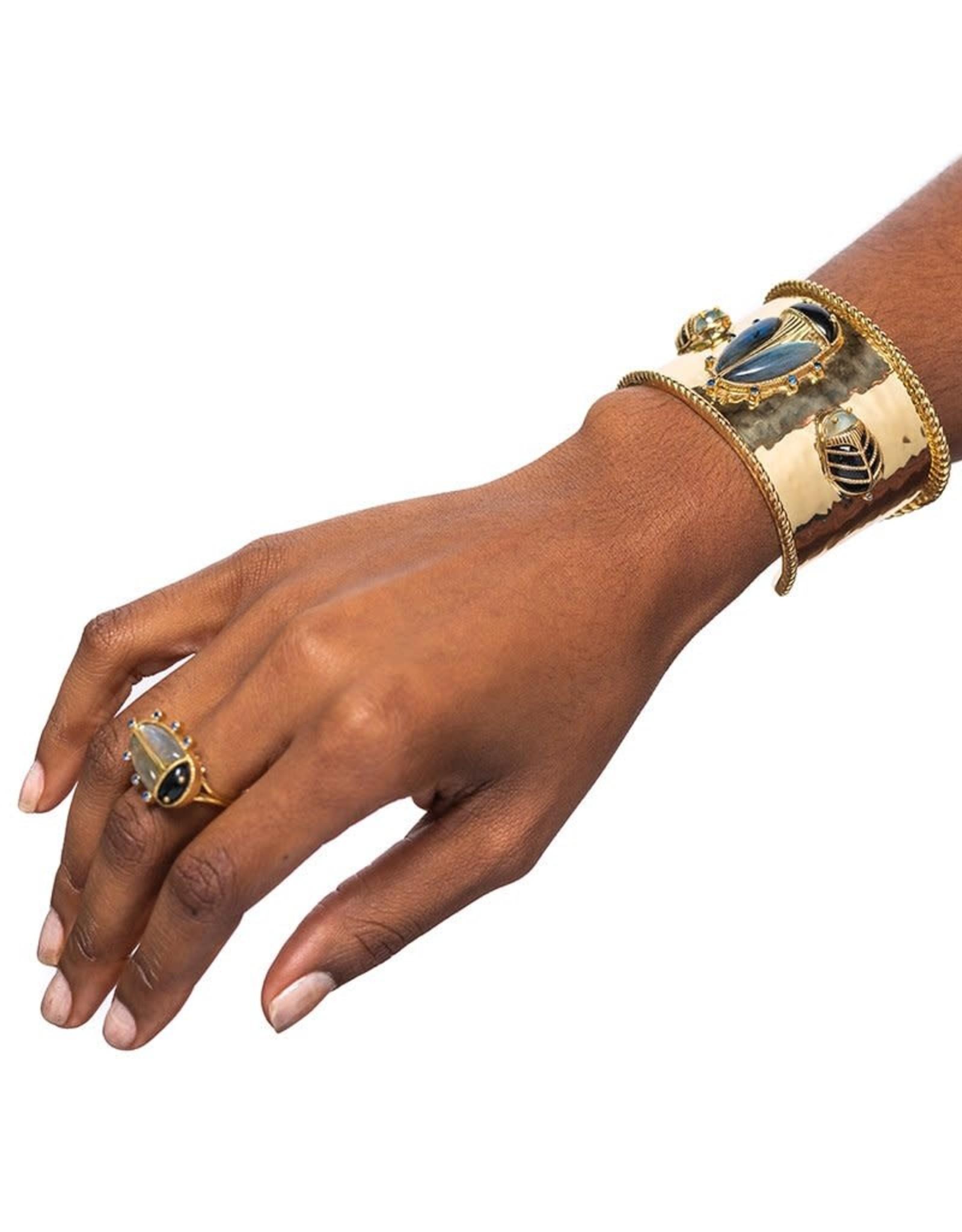 Capucine de Wulf Scarab Ring