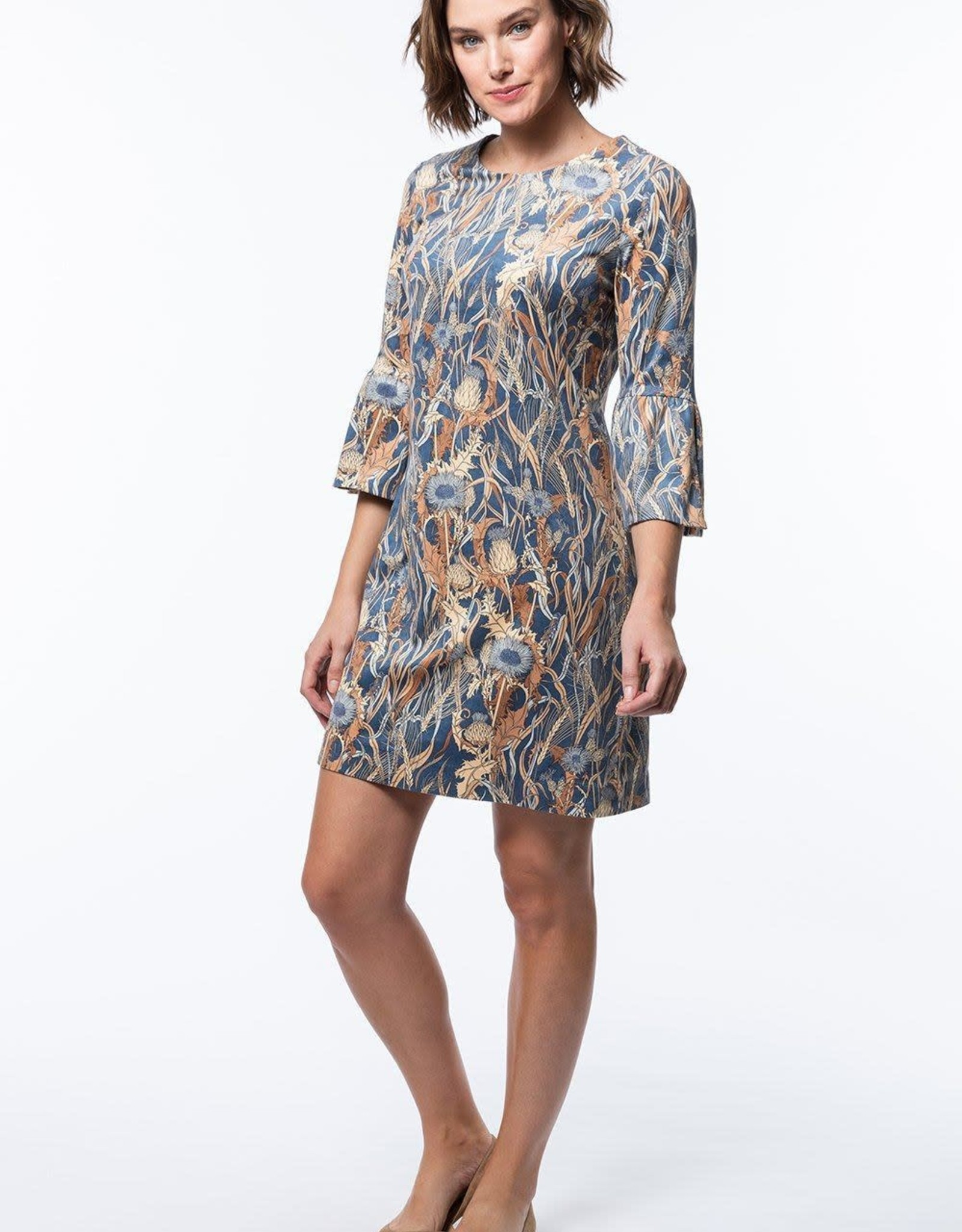 tyler boe Faux Suede Sydney Dress
