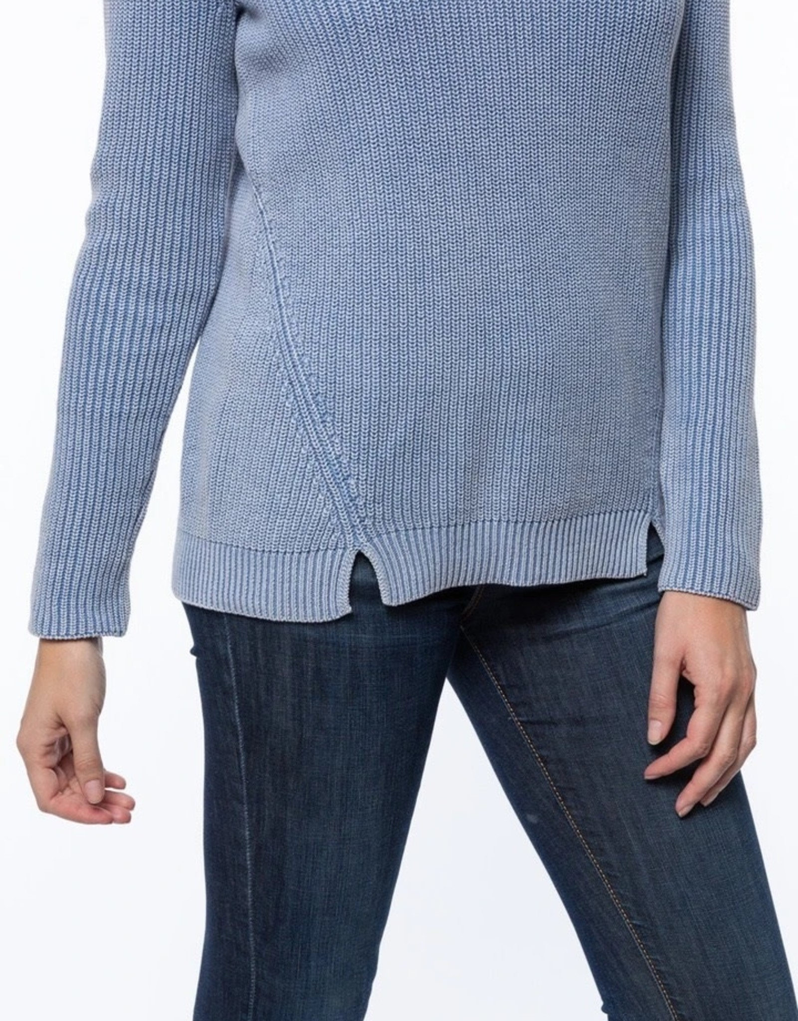 tyler boe Button Back Sweater