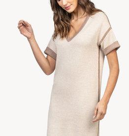 Lilla P Reversible  Sweater Dress