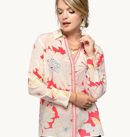 Spartina 449 Iris Silk Blouse