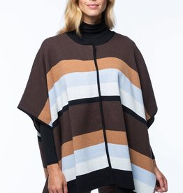 tyler boe Cotton & Cashmere Poncho