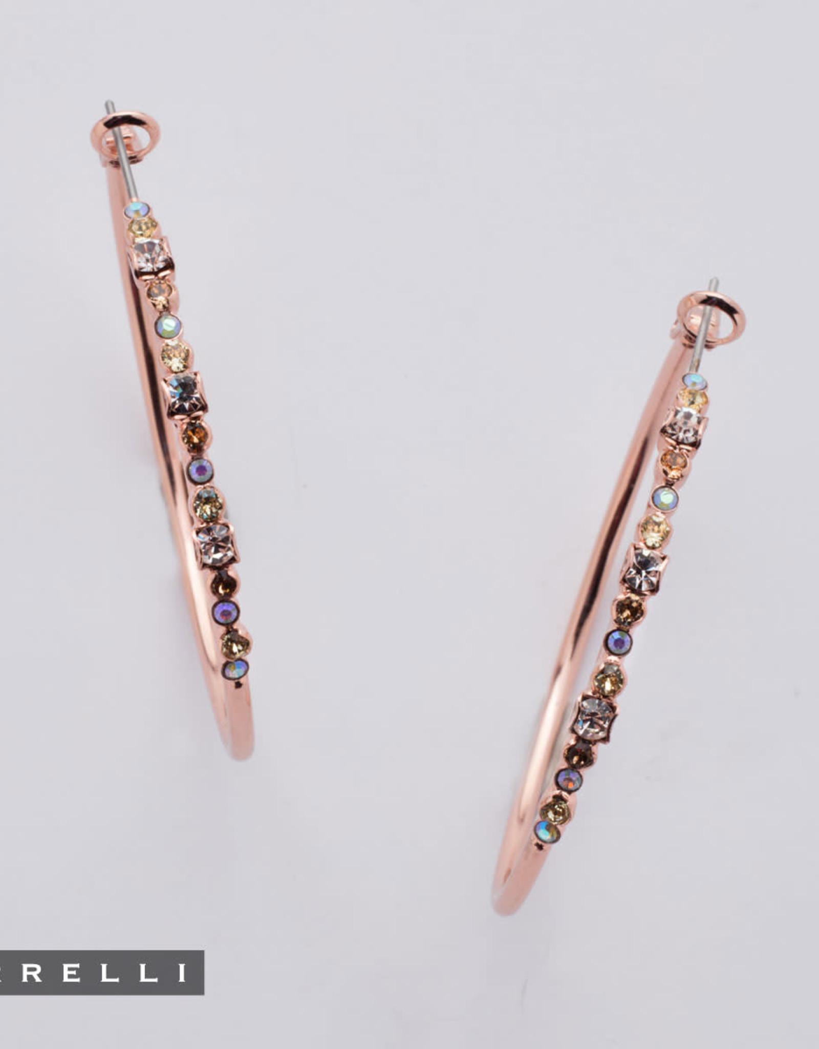 Sorrelli Hoopla Hoop Earrings