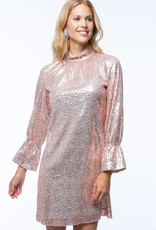 tyler boe Connie Sequin Dress