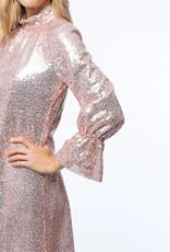tyler boe Connie Sequin Dress