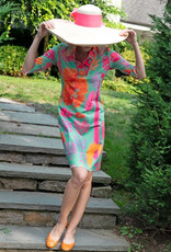 Gretchen Scott Ruffneck Dress